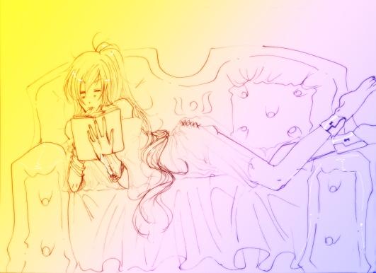 Asmita de Auva por Yebin