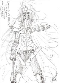 Príncipe Defteros de Alhenas por Yebin