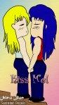 Kiss me! SaSha Chibi