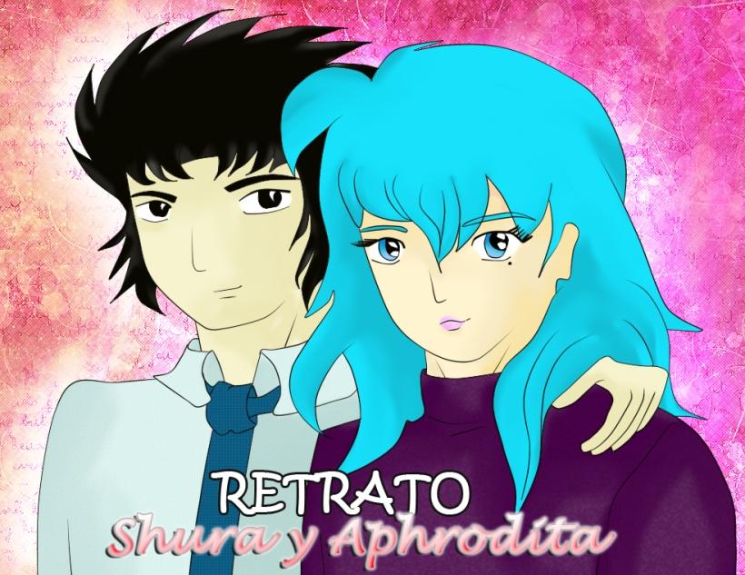 Retrato (Shura x Afrodita)
